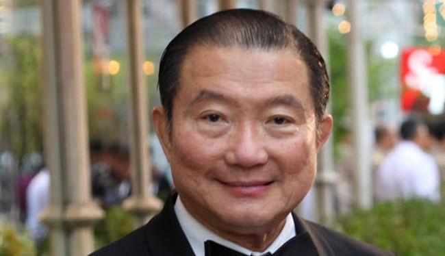 """Tỷ phú người Thái gốc Hoa Charoen Sirivadhanabhakdi mới là """"tay chơi"""" thực sự trong thương vụ tỷ đô ở Sabeco. (Ảnh: Internet)"""