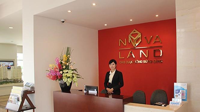 5,7 triệu cổ phiếu NVL của EVNFC có nguồn gốc từ 2 năm trước. (Ảnh: Novaland)