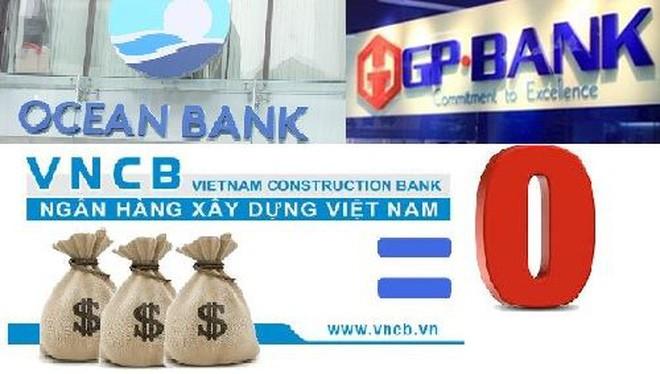3 ngân hàng 0 đồng đã thu hồi được bao nhiêu nợ xấu? (Ảnh: Internet)