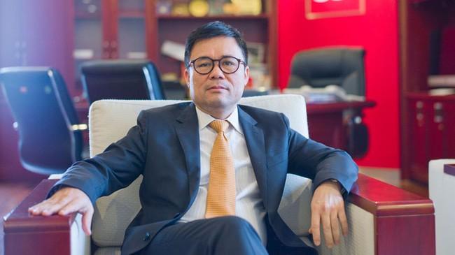 """Chủ tịch SSI Nguyễn Duy Hưng: """"""""Là một người trong cuộc, quan điểm cá nhân của tôi là không lo ngại"""" (Ảnh: SSI)"""