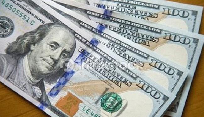 Tỷ giá trần mà các ngân hàng được áp dụng hôm nay là 23.118 đồng/USD.