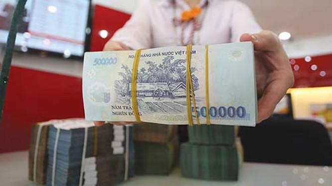 Gần 13.000 tỷ đồng vừa được bơm ròng vào thị trường. (Ảnh: Internet)