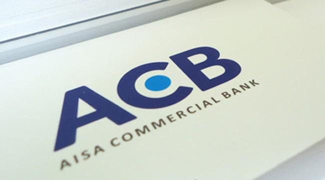 ACB sẽ trả cổ tức 10% bằng cổ phiếu trong quý I/2018. (Ảnh: ACB)