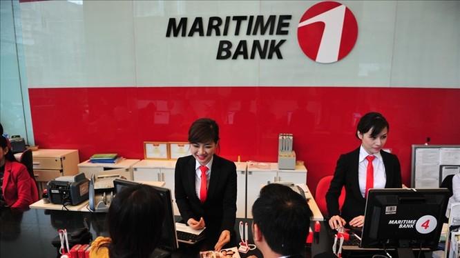 Maritime Bank báo lãi 122 tỷ đồng sau thuế trong năm 2017. (Ảnh: MSB)