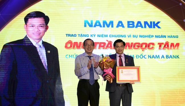 Ông Trần Ngọc Tâm sẽ trở thành tân Tổng Giám đốc Nam A Bank, thay thế cho bà Lương Thị Cẩm Tú. (Ảnh: Internet)