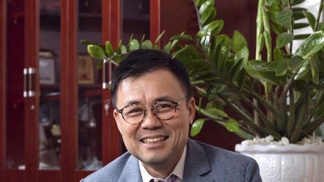 Chủ tịch SSI Nguyễn Duy Hưng. (Ảnh: MXH)