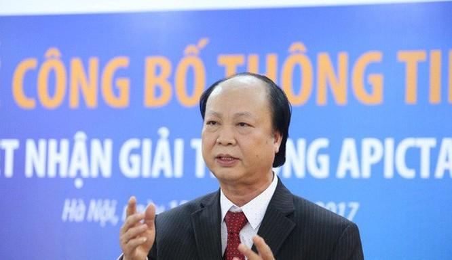"""Tân Chủ tịch LPB Nguyễn Đình Thắng từng nổi danh trong giới công nghệ với nickname Thắng """"Hồng Cơ"""". (Ảnh: Internet)"""