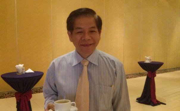 Ông Phạm Trung Cang được giới thiệu cho chức Phó Chủ tịch HĐQT TPC - doanh nghiệp do chính ông sáng lập vào năm 1993. (Ảnh: Vietstock)