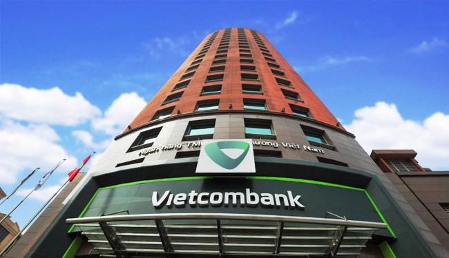 Vietcombank báo lãi 4.000 tỷ đồng ngay trong quý đầu năm. (Ảnh: VCB)