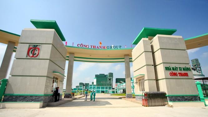 Golden Coast Resort do CTCP Xi măng Công Thanh làm chủ đầu tư. (Ảnh: XMCT)