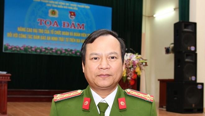 Đại tá Võ Tuấn Dũng (Ảnh: báo CAND)