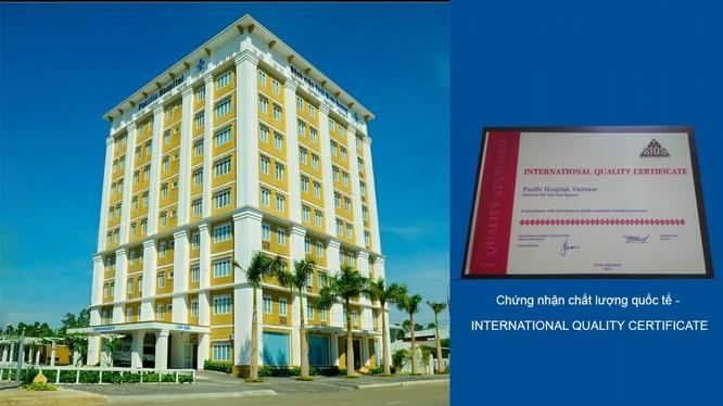 Một cơ sở của Bệnh viện Thái Bình Dương tại Quảng Nam. (Ảnh: http://pacifichospital.com)