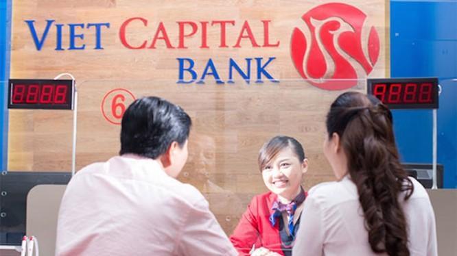 Đó là trường hợp của Ngân hàng TMCP Bản Việt (Viet Capital Bank). (Ảnh: Internet)