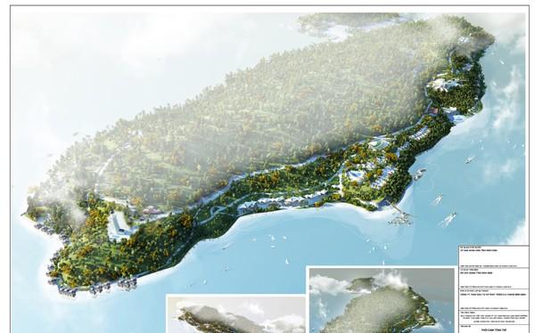 Phê duyệt đồ án quy hoạch chi tiết 1/500 dự án FLC Cù Lao Xanh, Tp. Quy Nhơn. (Ảnh: binhdinhinvest.gov.vn)