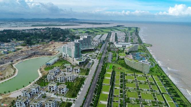 FLC là doanh nghiệp bất động sản được giao nhiều đất bậc nhất tại Thanh Hóa. (Ảnh: Zing)