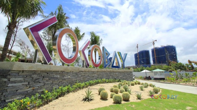 """CocoBay Đà Nẵng được giới thiệu là """"tổ hợp giải trí và du lịch đẳng cấp hàng đầu Đông Nam Á"""". (Ảnh: Internet)"""