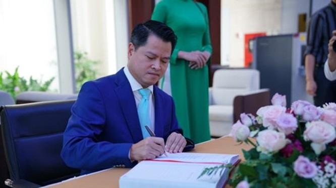 Chủ tịch VPBank Ngô Chí Dũng. (Ảnh: Internet)