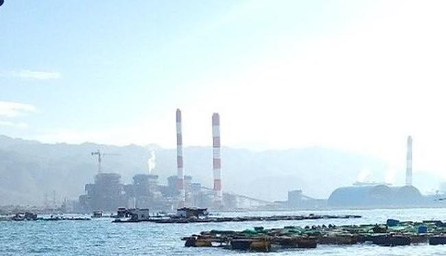 Sau đề nghị của C49, Bình Thuận chỉ đạo tăng cường bảo vệ môi trường tại Trung tâm Điện lực Vĩnh Tân. (Ảnh: VOV)