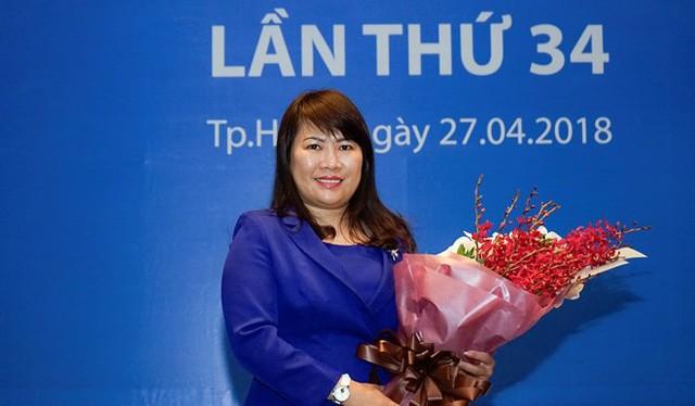 Bà Lương Thị Cẩm Tú từng từ chức Tổng Giám đốc Nam A Bank, để rồi sau đó bất ngờ xuất hiện trong tư cách ứng viên HĐQT Eximbank. (Ảnh: Internet)