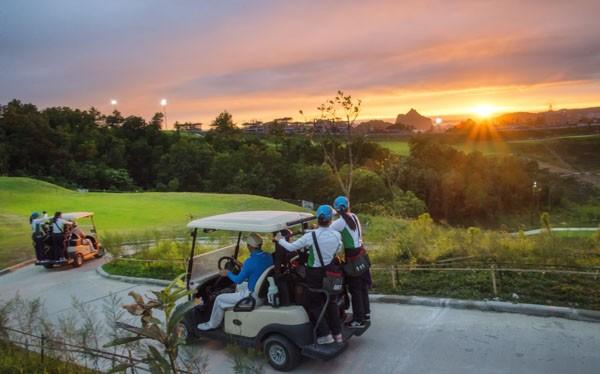 Sau FLC, Vingroup cũng muốn làm sân golf ở Quảng Ninh. (Ảnh: Internet)