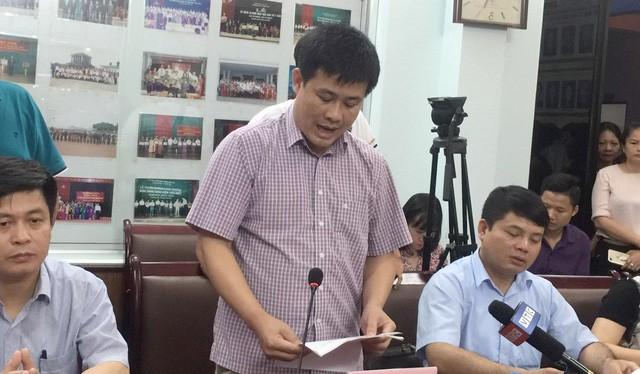 Theo công bố, 100% số bài thi Trắc nghiệm sau khi chấm thẩm định có điểm không thay đổi so với kết quả thi do hội đồng thi Sở GD&ĐT Lạng Sơn công bố ngày 11/7/2018.