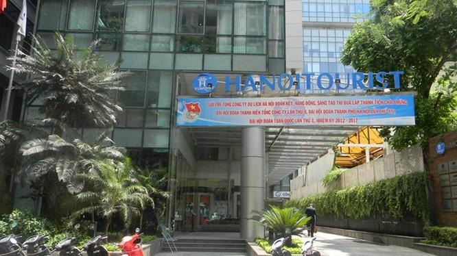 Hanoitourist muốn rút khỏi dự án 198 Trần Quang Khải. (Ảnh: Internet)