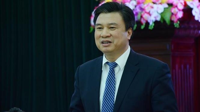 Thứ trưởng Bộ Giáo dục Đào tạo Nguyễn Hữu Độ. (ảnh: moet.gov.vn)