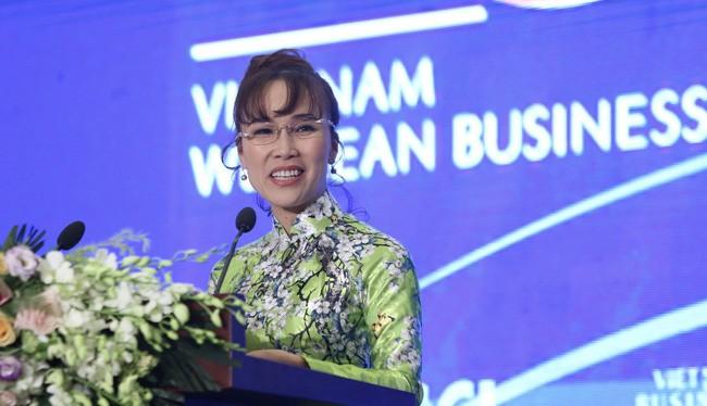 Nữ tỷ phú tự thân đầu tiên của Việt Nam. Ảnh: Nam Khánh