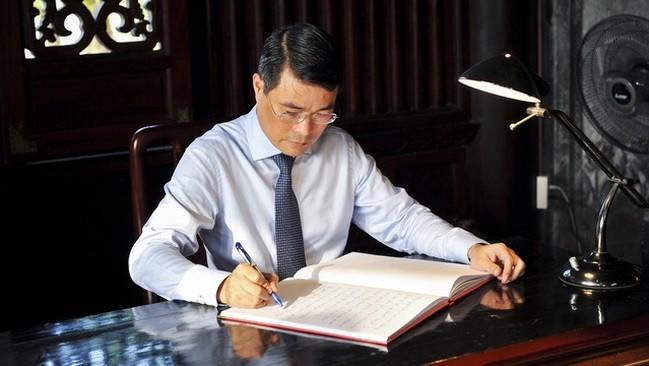 Thống đốc NHNN Lê Minh Hưng. (Ảnh: Internet)