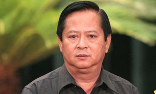 Ông Nguyễn Hữu Tín thời điểm là Phó chủ tịch TP HCM. Ảnh:NLĐ