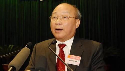 Ông Nguyễn Quốc Triệu. Ảnh: QH.