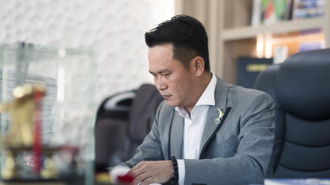 Chủ tịch Hội đồng sáng lập TTC Land Đặng Hồng Anh.