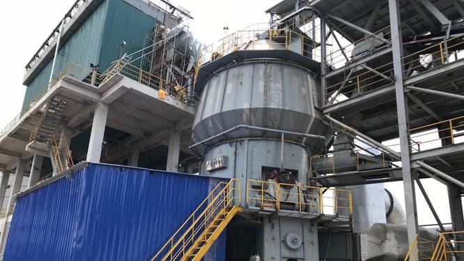 Hòa Phát trở thành doanh nghiệp sản xuất thép đầu tiên của Việt Nam biến chất thải rắn thành sản phẩm vật liệu xây dựng. (Ảnh: HPG)