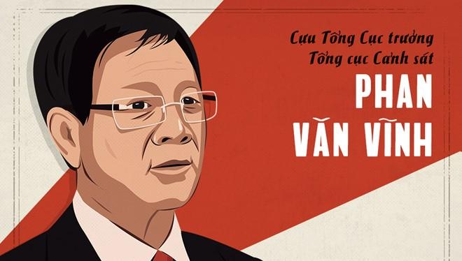 Ông Phan Văn Vĩnh. Đồ họa: Phượng Nguyễn.