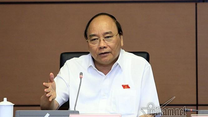 Thủ tướng Nguyễn Xuân Phúc. Ảnh: Phạm Hải