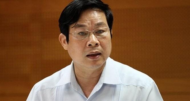 Ông Nguyễn Bắc Son.