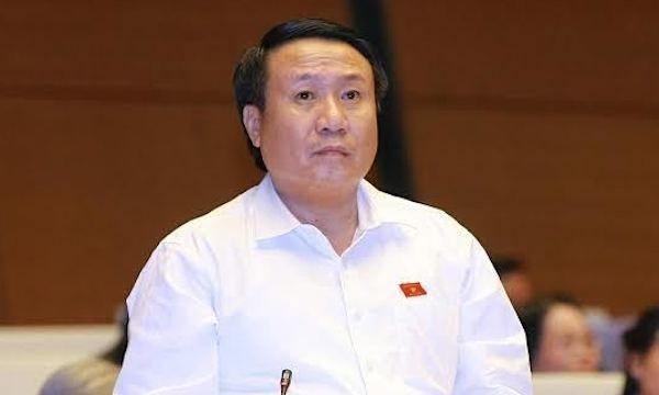 Đại biểu Quốc hội Hà Sỹ Đồng.