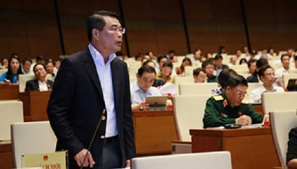 Thống đốc NHNN Lê Minh Hưng.