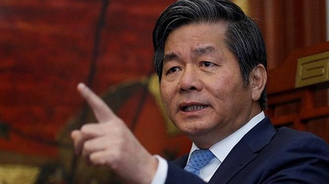 Đề nghị xem xét, thi hành kỷ luật nguyên Bộ trưởng KH&ĐT Bùi Quang Vinh vì liên quan vụ Mobifone - AVG. (Ảnh: Internet)