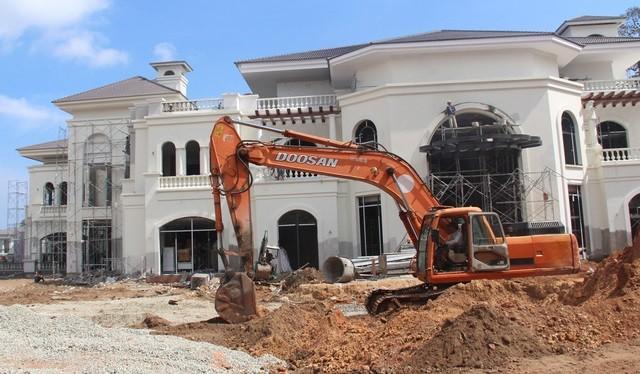 Khu phức hợp du lịch nghỉ dưỡng có kinh doanh casino tại xã Gành Dầu, Phú Quốc - Ảnh: D.KHÁNH
