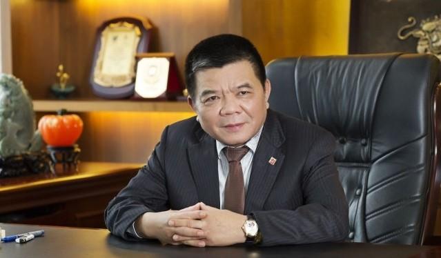 Cựu Chủ tịch BIDV Trần Bắc Hà.