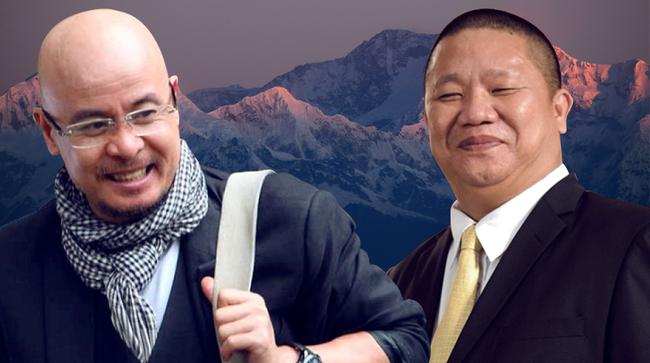 Chủ tịch Lê Phước Vũ lên núi sống tĩnh tâm khi Hoa Sen kinh doanh đi xuống.