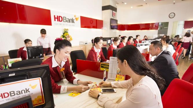 HDBank báo lãi kỷ lục 4.005 tỷ đồng. (Ảnh: HDB)