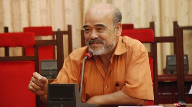 GS Đặng Hùng Võ, nguyên Thứ trưởng Bộ Tài nguyên và Môi trường.