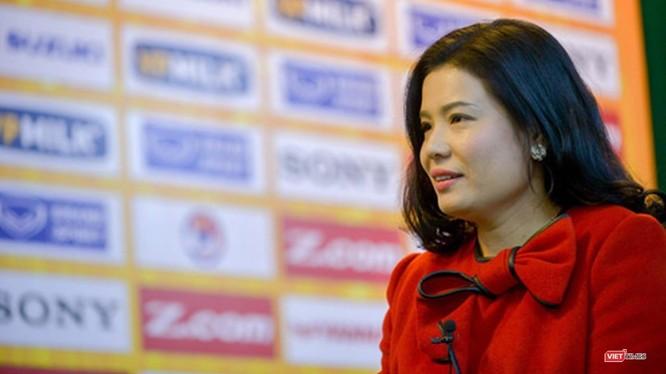 Bà Nguyễn Thị Thu Phương - CEO, Tổng giám đốc VP Milk