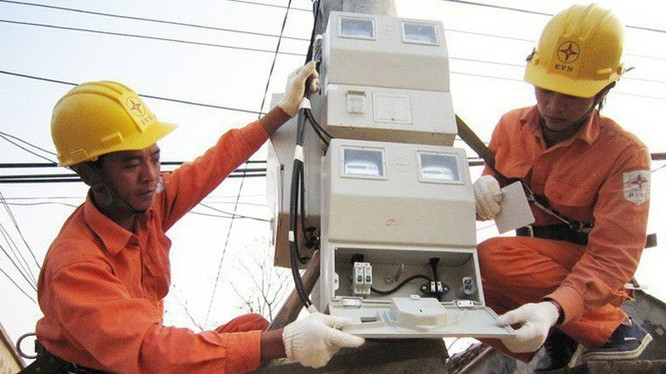Giá bán lẻ điện bình quân sẽ tăng mạnh từ cuối tháng 3 này. (Ảnh: Internet)