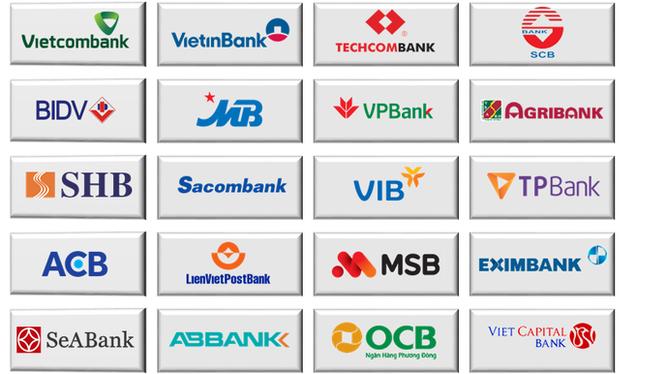 """Các ngân hàng bất ngờ """"rụt rè"""" với mục tiêu lợi nhuận năm 2019."""
