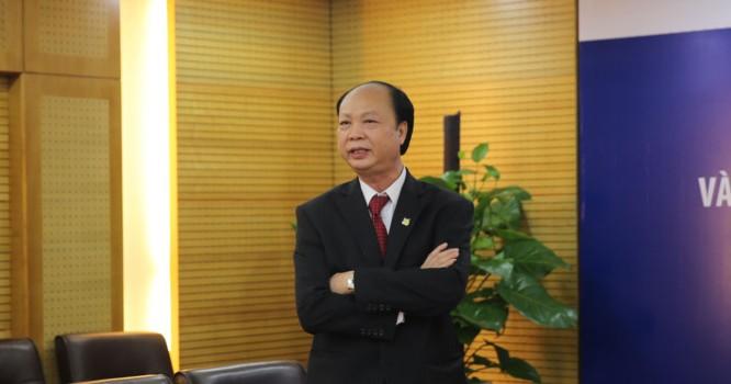 Ông Nguyễn Đình Thắng đã có một năm tròn đảm nhận vị trí Chủ tịch Hội đồng Quản trị LienVietPostBank.