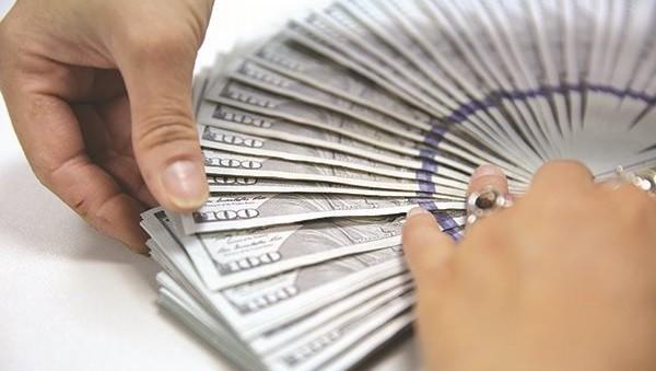 Hiện số dư quỹ dự trữ ngoại hối quốc gia đã ở tầm 68-69 tỉ đô la Mỹ. Ảnh: Thành Hoa