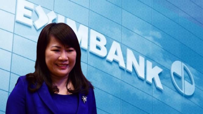 Chiếc ghế Chủ tịch Eximbank đã trở lại với bà Lương Thị Cẩm Tú?